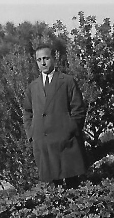 Hossein Rabbani, brother of Shoghi Effendi