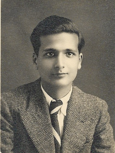 Riaz Rabbani, youngest brother of Shoghi Effendi